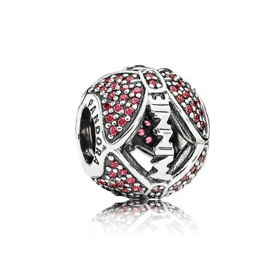 "Disney, Charm PANDORA Minnie Mouse ""Papillon scintillante di Minnie"""