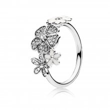 Anello Bouquet luminoso - 190984CZ - Anelli | PAND