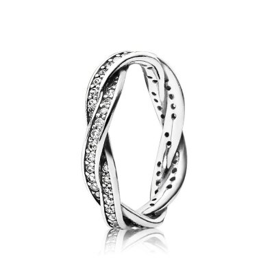 Anello Eternity In Argent
