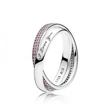 Anello Dolce Promessa I Love You- Pandora IT