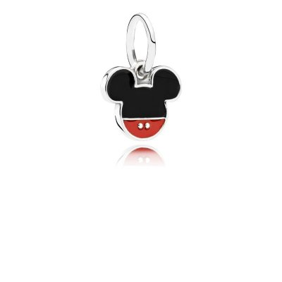 Disney, Charm pendente Iconico Mickey Mouse - Pandora IT