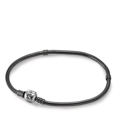 Bracciale Moments Nero in
