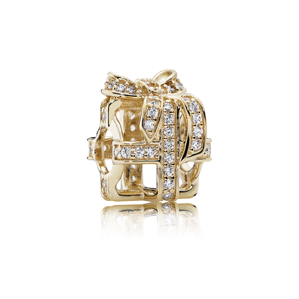 Charm Openwork Pacchetto Regalo - Pandora IT 750839CZ
