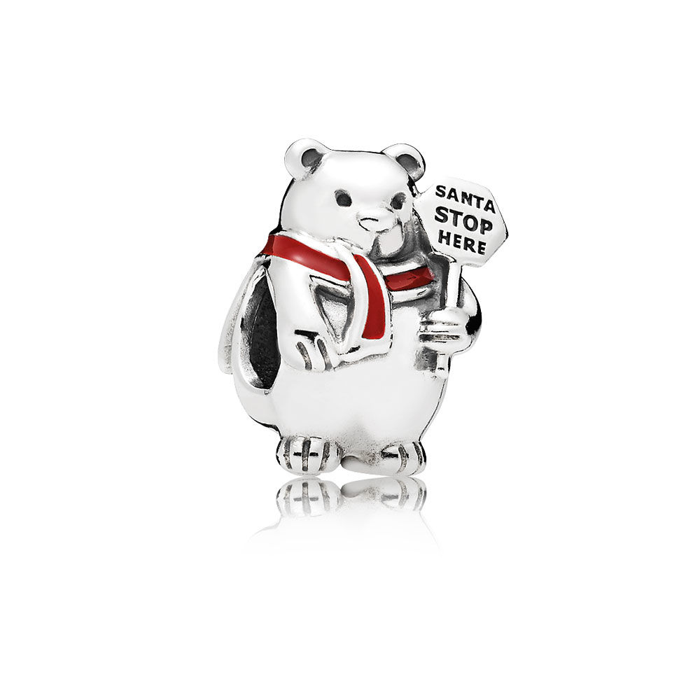 Charm Orso Polare - Pandora IT