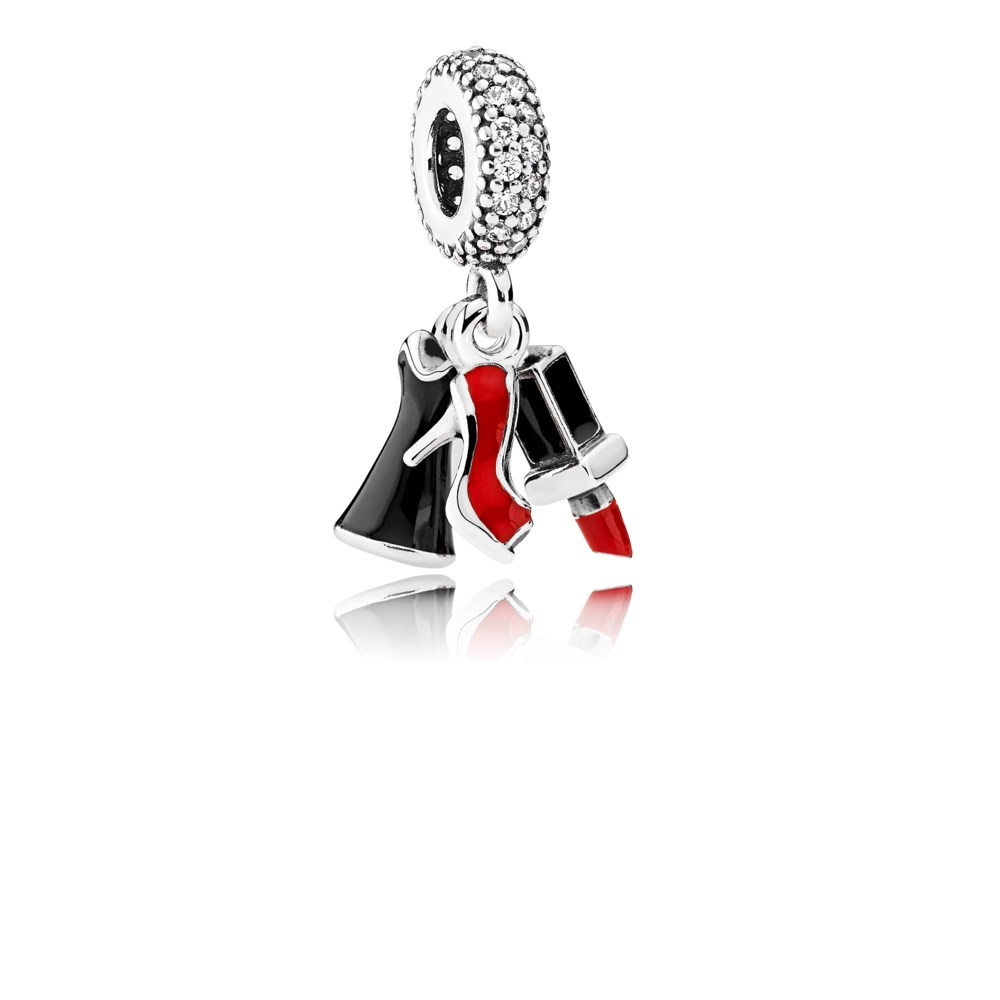 Pendente Trio Glamour - Pandora IT
